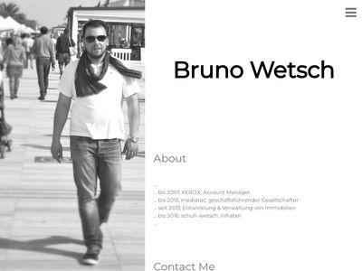Bruno Wetsch Schuhgeschäft