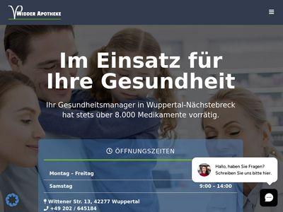 Widder Apotheke