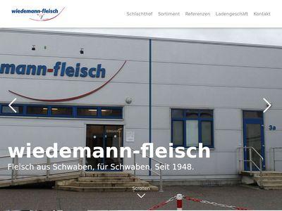 Wiedemann-fleisch GmbH & Co. KG
