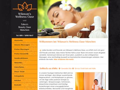 Wilawan's Wellness Oase