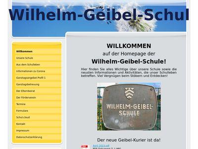 Wilhelm-Geibel-Schule