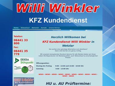 Willi Winkler Autozubehör