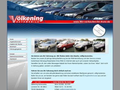 Völkening Automobile ... Wir-verkaufen-Ih