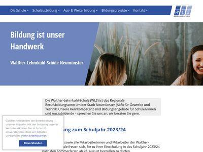 Walther-Lehmkuhl-Schule Neumünster