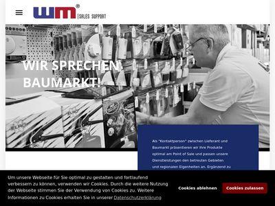 WM Sales Support GmbH