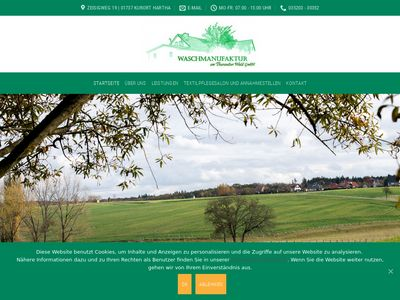 Waschmanufaktur am Tharandter Wald GmbH