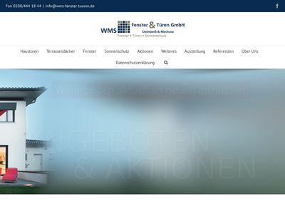 WMS Fenster und Türen GmbH