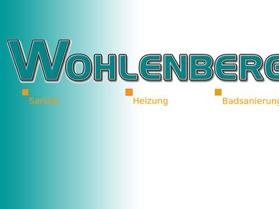 Wohlenberg Heizung - Sanitär - Badsanierung