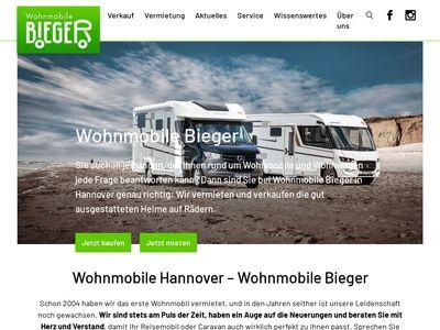 Wohnmobile Bieger GmbH