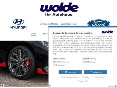 Autohaus Wolde GmbH