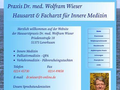 Witte Oliver Dr. Facharzt für Innere Medizin