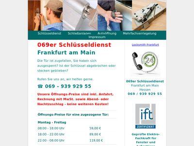 Schlüsseldienst Heddernheim