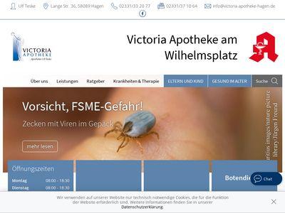 Victoria Apotheke am Wilhelmsplatz
