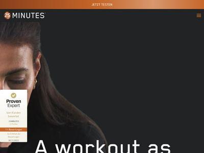 25MINUTES - Wolfsburg Rothenfelder Strasse