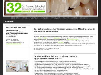 Dr. med. Reinhard Schweizer