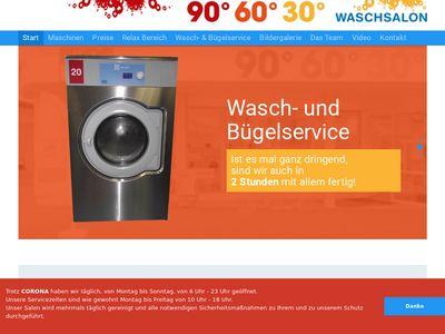 906030 Waschsalon
