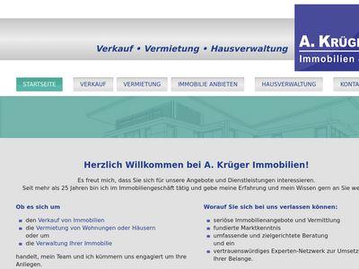 A. Krüger Immobilien GmbH