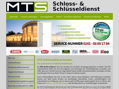 MTS Schloss- and Schlüsseldienst