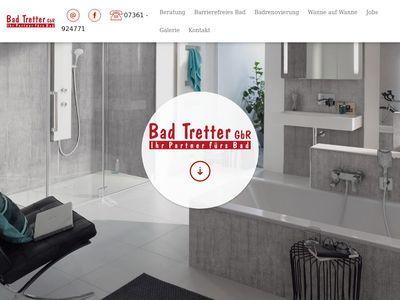 Bad-Tretter Inh. Oswald Tretter