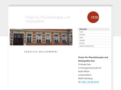 Christoph Aas Physiotherapeut