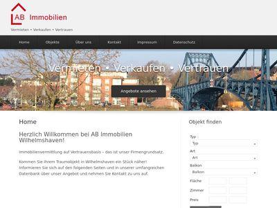 AB Immobilien Wilhelmshaven