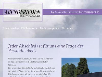 Abendfrieden Bestattungen GmbH