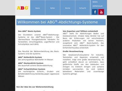 ABG Abdichtungen