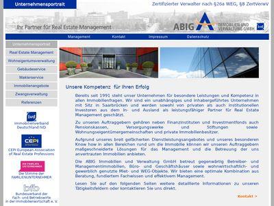 ABIG Immobilien und Verwaltung GmbH