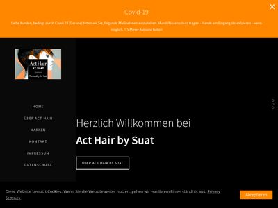 Act Hair by Suat