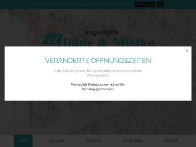 Augenoptik Wiesner