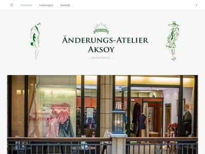 Änderungs-Atelier Aksoy