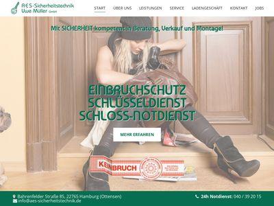 AES Sicherheitstechnik Uwe Müller GmbH