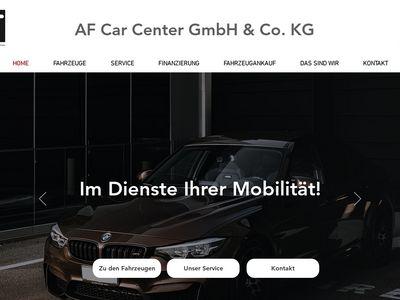 AF Car Center GmbH & Co. KG