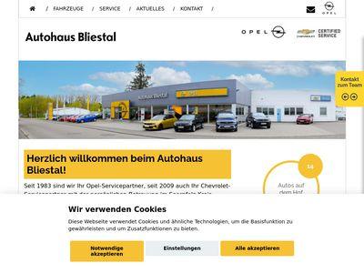 Autohaus Bliestal GmbH