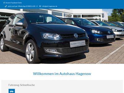 Autohaus Hagenow GmbH Autohaus