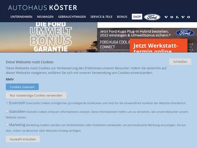 Autohaus Köster GmbH & Co. KG