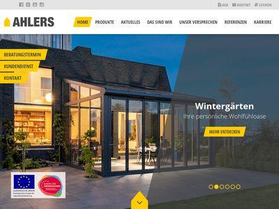 Ahlers Tischlerei GmbH