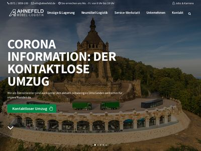 Ahnefeld Fahrzeug- und Container-Pool GmbH