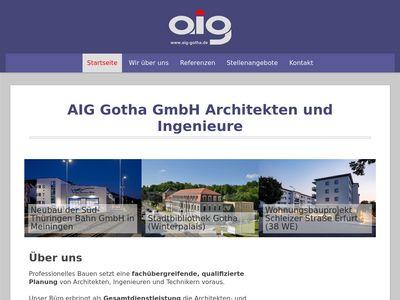 AIG Gotha GmbH Architekten & Ingenieure