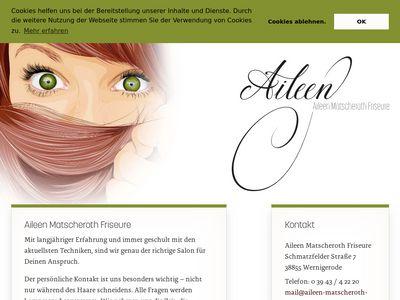 Aileen Matscheroth Friseure