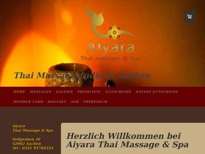 Aiyara Thai Massage & Spa