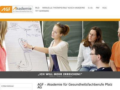 Akademie für Physiotherapie, Neustadt