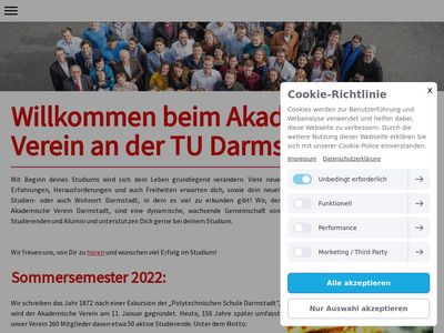 Akademischer Verein Darmstadt