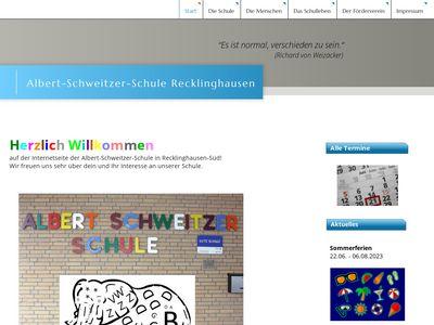 Förderschule Albert-Schweitzer