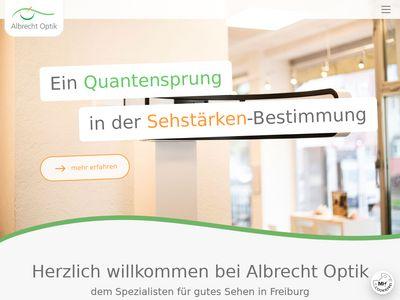 Optiker - Albrecht Optik Freiburg