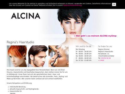 Reginas Haarstudio