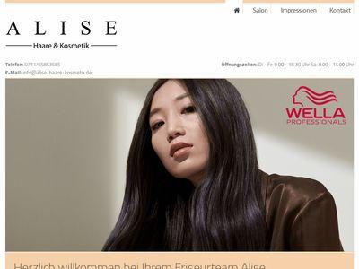 ALISE Haare & Kosmetik