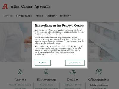 Allee-Center-Apotheke Holger Polaniok ek