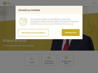Klaus Brandl Versicherungsbüro