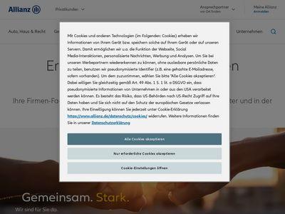 Allianz-Generalvertretung Ernst Troitzsch OHG